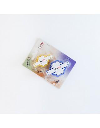 Moldes de pompones de 3,5 y 4,5 cm