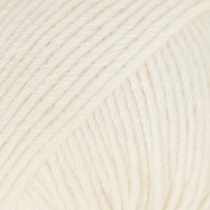 DROPS Cotton merino 01